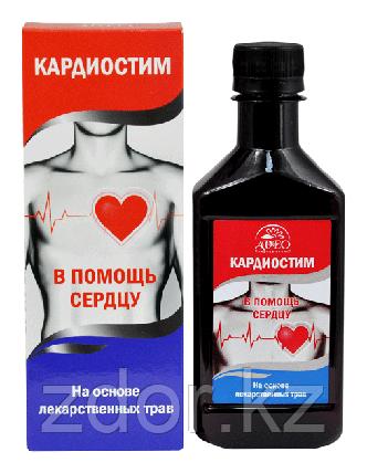 """Алтайский бальзам """"Кардиостим"""", фото 2"""