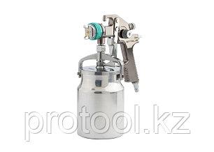 Краскораспылитель AS 802 HVLP , профессиональный, всасывающего  типа, сопло 1,4мм  // Stels, фото 2
