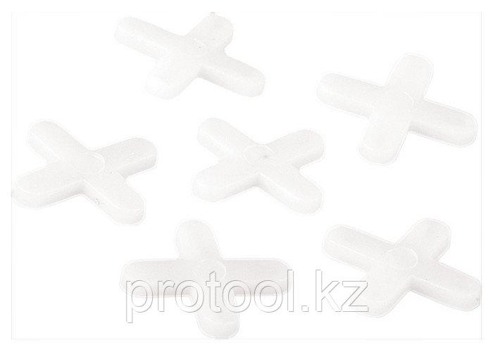 Крестики, 1,0 мм, для кладки плитки, 250 шт.// SPARTA