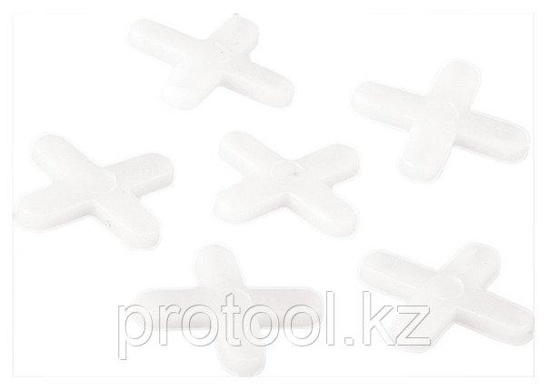 Крестики, 1,0 мм, для кладки плитки, 250 шт.// SPARTA, фото 2