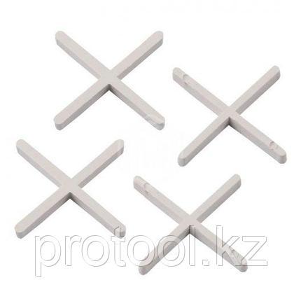 Крестики, 2,5 мм, для кладки плитки, 100 шт.// Сибртех, фото 2