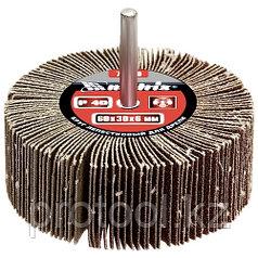 Круг лепестковый для дрели, 60 х 20 х 6 мм, P 40 // MATRIX