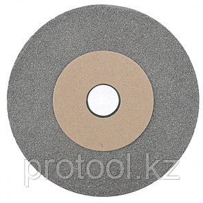 Круг шлифовальный, 200 х 20 х 32 мм, 63С, F60, (K, L) (Луга)// Россия, фото 2