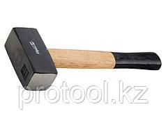 Кувалда, 1000 г, кованая головка, деревянная двухцветная рукоятка// SPARTA