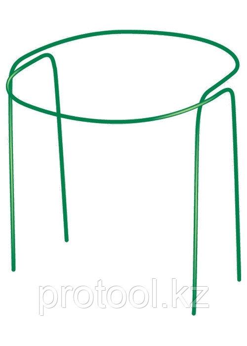 Кустодерж. круг 0,4м, выс. 0,7м 2 шт.  диаметр трубы 10мм// Россия