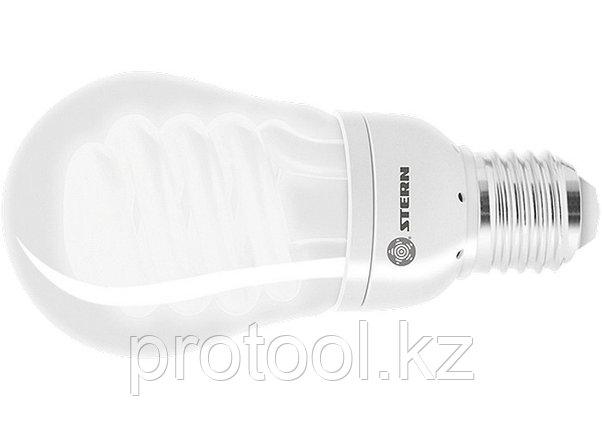 Лампа компактная люминесцентная, колба, 11W, 2700K, E27, 8000ч., Stern, фото 2