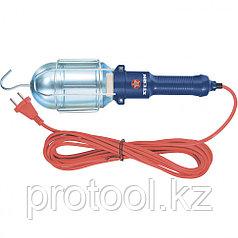 Лампа переносная 60 W, кабель 5 метров// Stern
