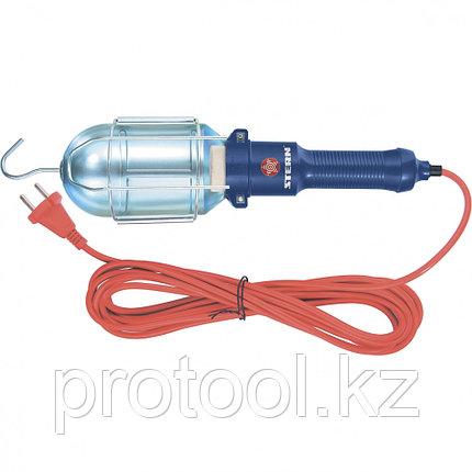 Лампа переносная 60 W, кабель 5 метров// Stern, фото 2