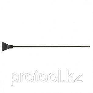Ледоруб - топор, 125мм, 0,8 кг,  металлический черенок 1370 мм// СИБРТЕХ Россия, фото 2