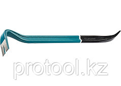 Лом-гвоздодер, двутавровый профиль, 450х29х16 мм// GROSS