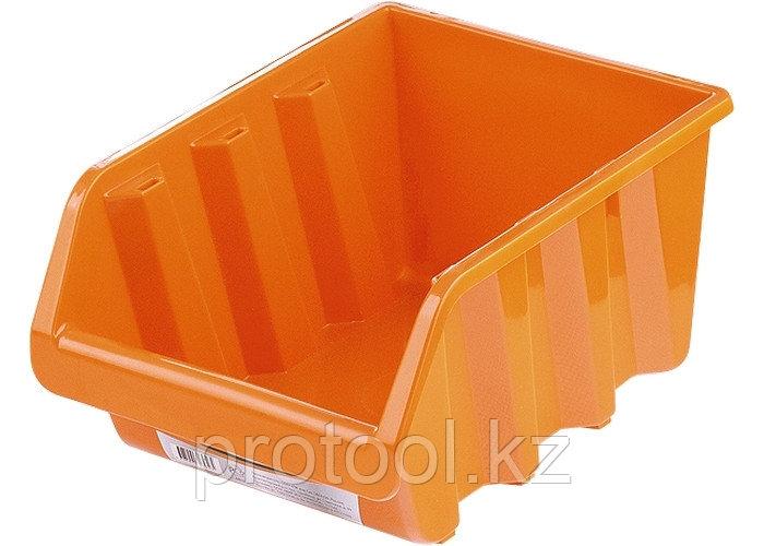 Лоток для метизов 37,5х22,5х16 см, пластик// STELS Россия