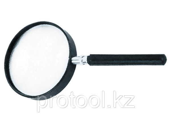 Лупа 5-кратная, D 60 мм, с рукояткой// SPARTA, фото 2