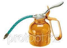 Масленка-нагнетатель, 0,3 л, гибкий наконечник// SPARTA