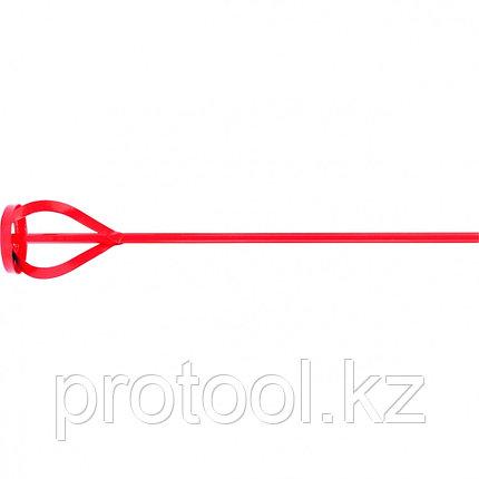 Миксер для красок, 60 х 8 х 400 мм, шестигранный хвостовик// MATRIX, фото 2