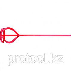 Миксер для красок, 85 х 8 х 400 мм, шестигранный хвостовик// MATRIX