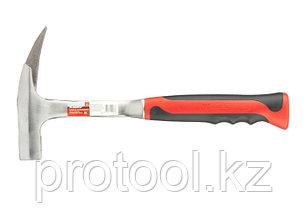 Молоток кровельщика, 600 г, цельнометаллический, двухкомпонентная рукоятка// MATRIX, фото 2