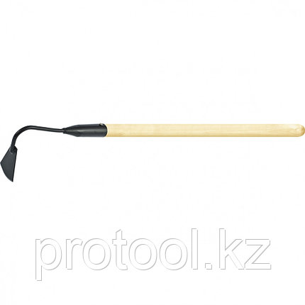 Мотыга 60 х 80 мм c деревянным черенком, 760 мм // СИБРТЕХ Россия, фото 2