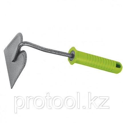 Мотыжка, защитное покрытие, пластиковая рукоятка// PALISAD, фото 2