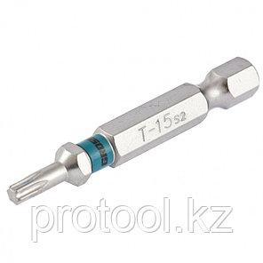 Набор бит  TORX 15х50, сталь S2, 10 шт //GROSS, фото 2