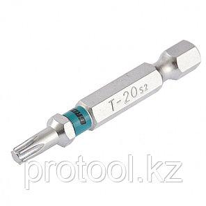Набор бит  TORX 20х50, сталь S2, 10 шт //GROSS, фото 2