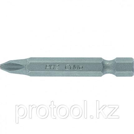 Набор бит  PZ1x25, сталь CrMo, 5шт //Сибртех, фото 2