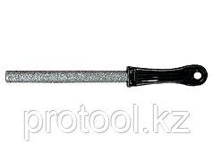 Напильник, 150 мм, полукруглый, с карбидным напылением// MATRIX