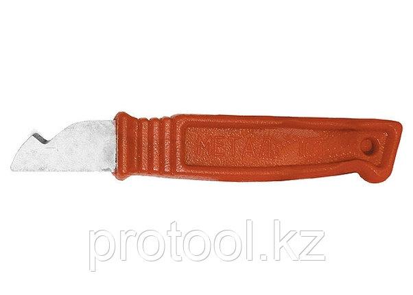 Нож монтера, 140 мм, (Металлист)// Россия, фото 2