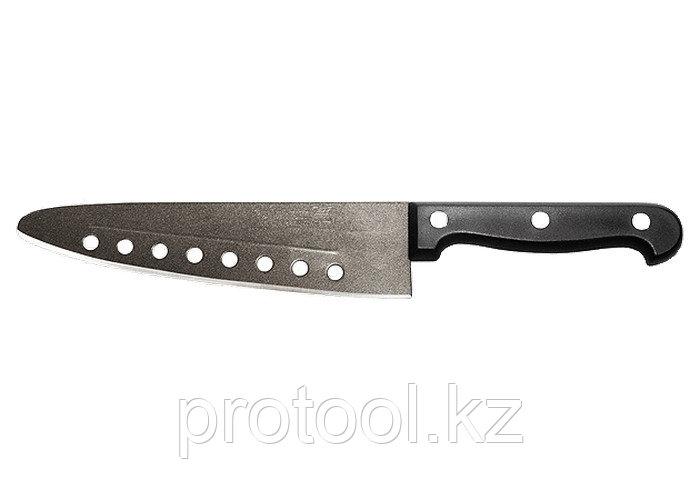 """Нож поварской """"MAGIC KNIFE"""" medium, 180 мм, тефлоновое покрытие полотна// MATRIX KITCHEN"""
