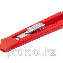 Нож, 18 мм, выдвижное лезвие, корпус ABS-пластик//MATRIX, фото 3
