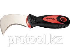 Нож, 180 мм,  для напольных покрытий, двухкомпонентная рукоятка// MATRIX