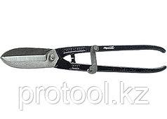 Ножницы по металлу, 200 мм, пряморежущие// SPARTA