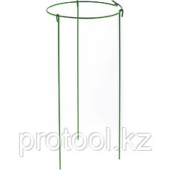 Опора для растений круглая, d14 h30, 5шт./упак, металл в пластике // PALISAD