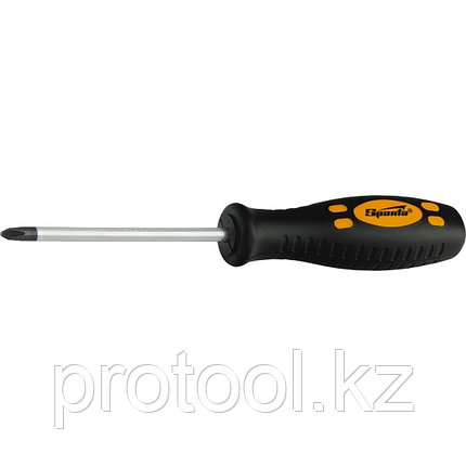Отвертка Expert, Ph2 х 100 мм, CrV, двухкомп. рукоятка//SPARTA, фото 2
