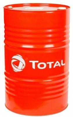 TOTAL CARTER SH-320 синтетическое редукторное масло 208л.