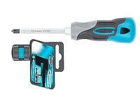 Отвертка PH2 x 100мм, S2, трехкомпонентная ручка//GROSS