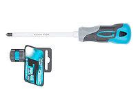 Отвертка PH2 x 150мм, S2, трехкомпонентная ручка//GROSS