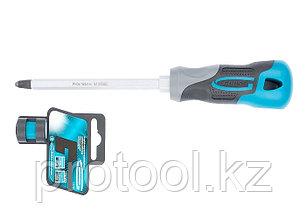 Отвертка PH3 x 150мм, S2, трехкомпонентная ручка//GROSS, фото 2