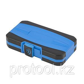 Отвертка диэлектрическая со сменными насадками, индикатор напряжения, 13 шт., CrV //Барс, фото 2