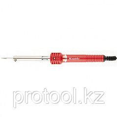 Паяльник, пластиковая рукоятка,медный наконечник с долговечным защитным покрытием,220 В,60W// MATRIX