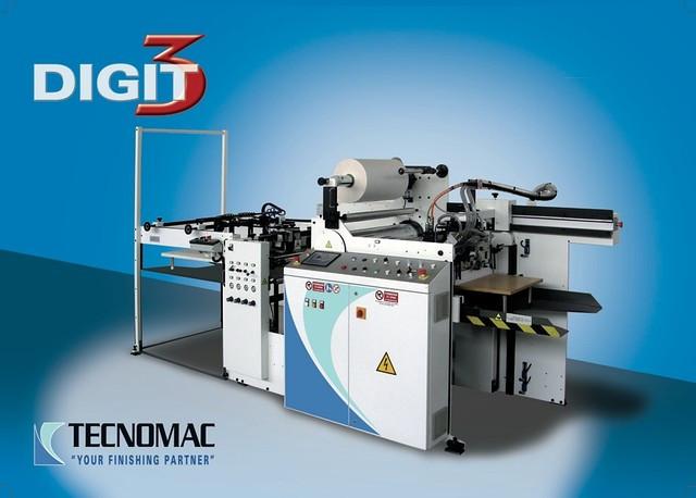 Автоматический ламинатор Tecnomac DIGIT 50 (Италия)