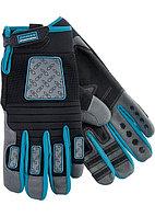 Перчатки универсальные комбинированные DELUXE, XL// GROSS