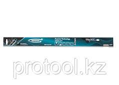 """Пильное полотно для прецизионного стусла """"PIRANHA"""", 600 мм, зуб 2D, каленый зуб, 18 TPI// GROSS"""