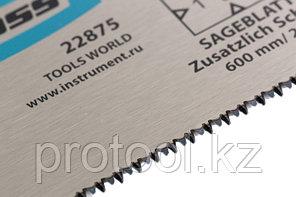 """Пильное полотно для прецизионного стусла """"PIRANHA"""", 600 мм, зуб 3D, каленый зуб, 18 TPI// GROSS, фото 2"""