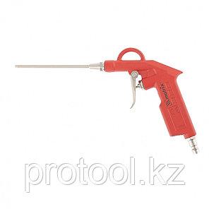 Пистолет продувочный с удлиненным соплом, пневматический, 135 мм// MATRIX, фото 2