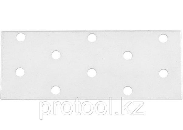 Пластина соединительная 2,0 мм, PS 40x120 мм// СИБРТЕХ//Россия, фото 2