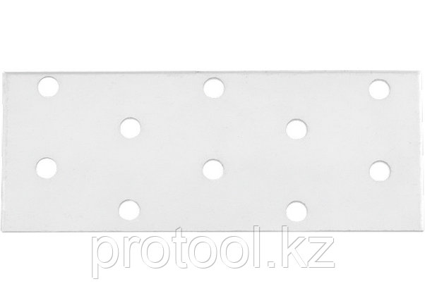 Пластина соединительная 2,0 мм, PS 80x400 мм// СИБРТЕХ//Россия, фото 2