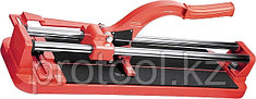 Плиткорез 500 х 16 мм, литая станина,каретка на подшипниках, усиленная рукоятка// MTX