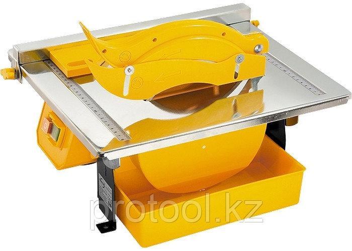 Плиткорез электрический TCD 180 C - 1, 600 Вт, диск 180х2,2x22.2// Denzel