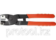 Плиткорез-кусачки, 200 мм, с алюминиевым упором// MАТРИКС