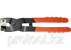 Плиткорез-кусачки, 200 мм, с пластмассовым упором// MАТРИКС